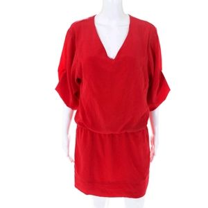 LAUNDRY by Shelli Segal Silk Dress